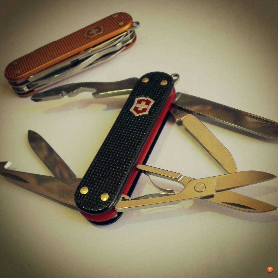 Show Me Your SAK (Swiss Army Knife) Mods! [Pictures
