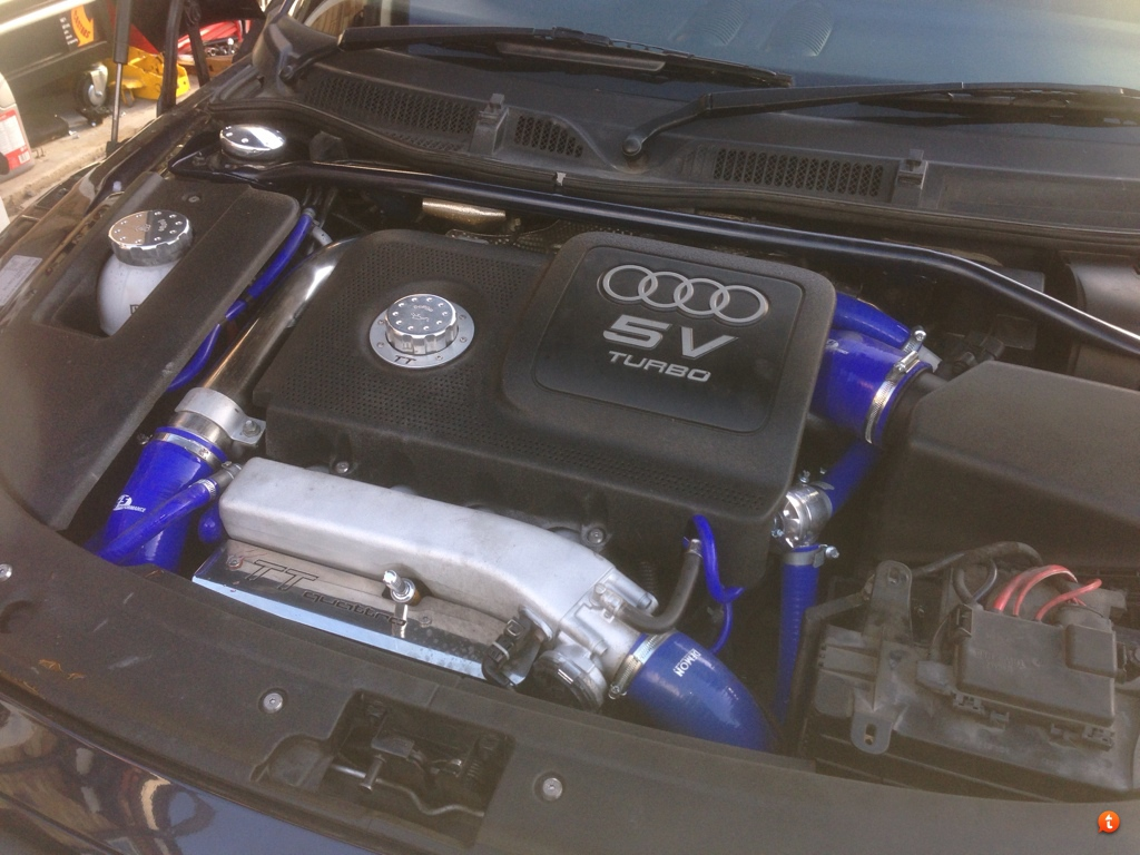 The Audi TT Forum • View topic - NO Boost Urgent help needed