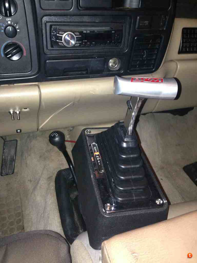 In need of some ratchet shifter pics - Competition Diesel
