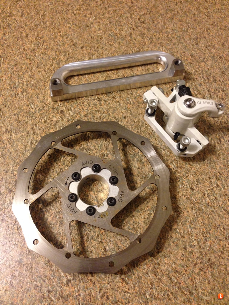 Wakeboard winch project parts - PlanetNautique Forums