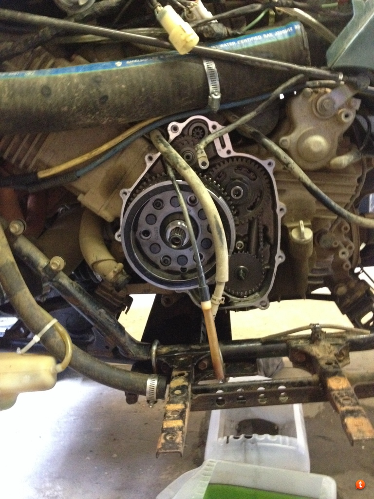 660 Not Charging Yamaha Grizzly Atv Forum 1998 600 Ultramatic Wiring Diagram This Image Has Been Resized Click Bar To View The Full Original Is Sized 12