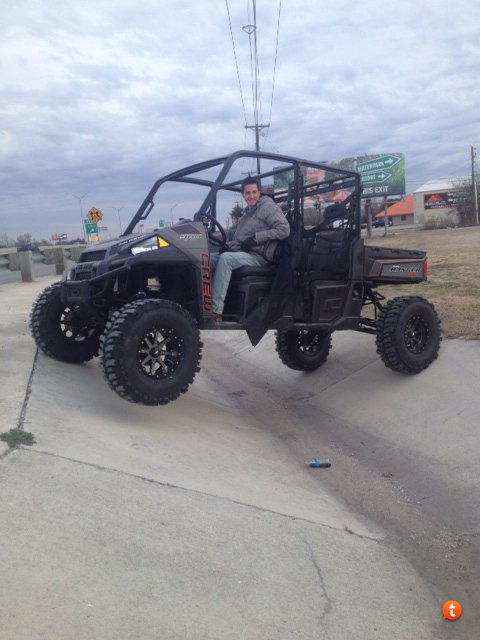 Ranger Crew Lift Kit Texasbowhunter Com Community Discussion Forums