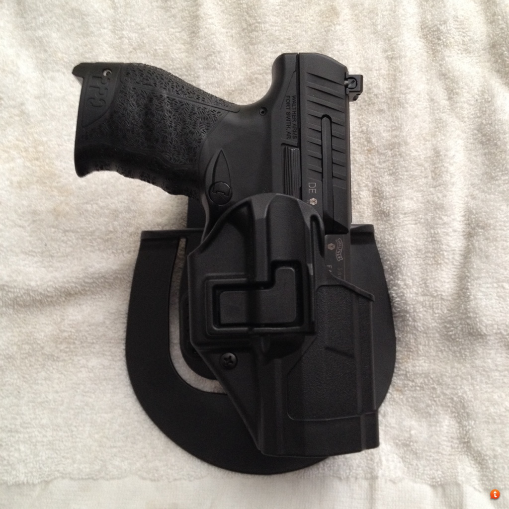 OWB holster for PPQ M2 - WaltherForums
