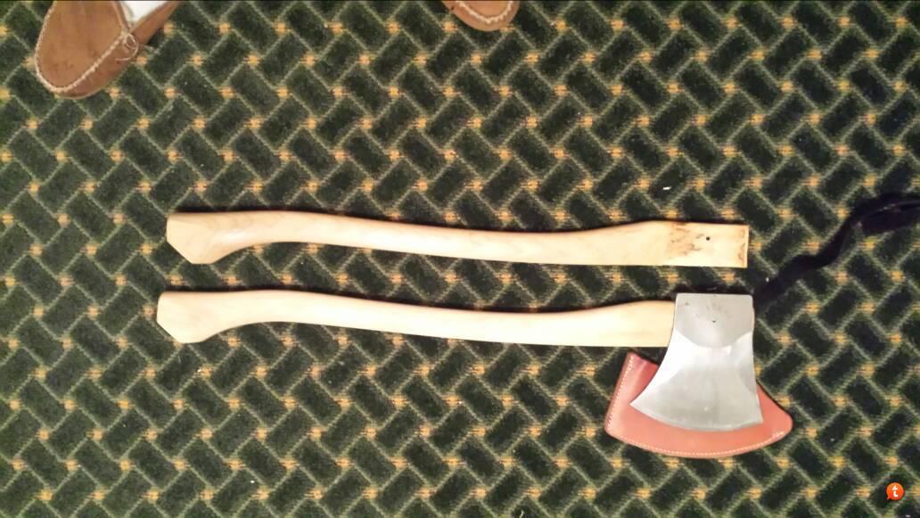 Helko Yankee Tasmania Timber Sport Axe Bushcraft Usa Forums