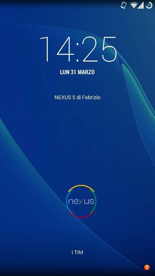 Mod tasti touch - Modding Google Nexus 5 - Androidiani