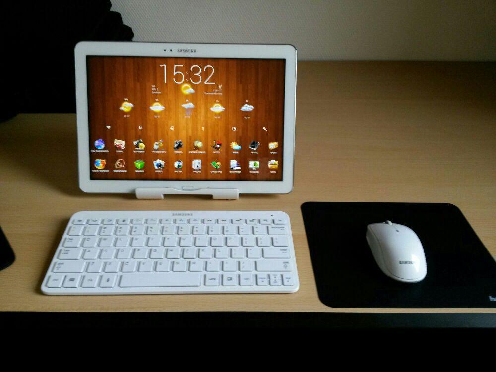 S Mouse Samsung Verstuurd vanaf mijn SM-P900