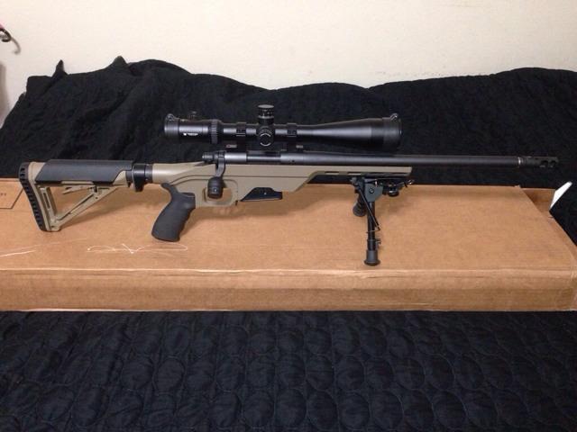 My MDT LSS 308 shorty build   Sniper's Hide Forum