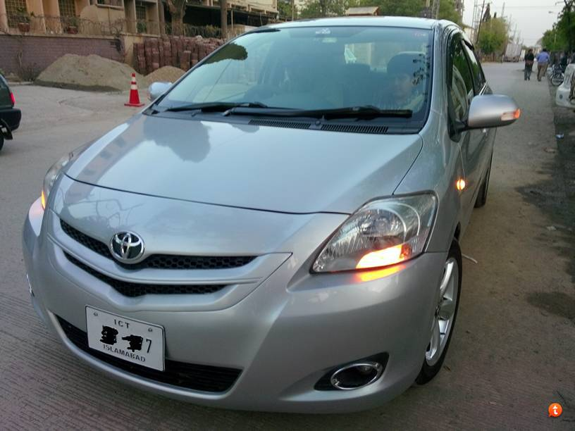 Toyota Belta Owners & Fan Club - y2ava9yt