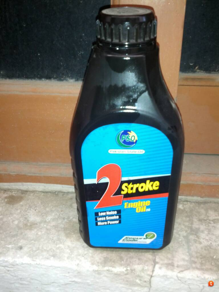 Which oil to lubricate air filter? - e9adysa2