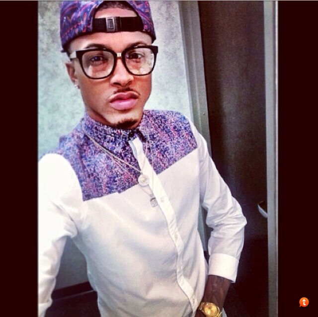 Pictures Of August Alsina Brother Melvin August alsina brother melvin