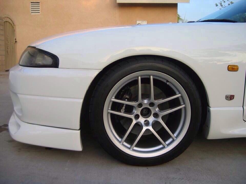 CA Altia N1 Super Taikyu Wheels | 18x9 5 +0 and +5 | 5x114 3