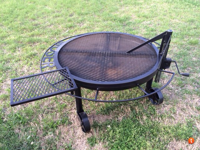 New Fire Pit Grill Archive Texasbowhunter Com Community