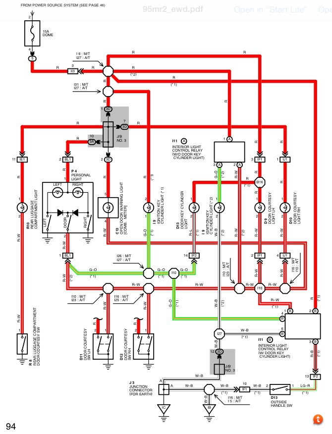 mr2 ignition wiring diagram schematic and wiring diagrams Eclipse Wiring Diagram wiring diagrams mr2comfilesmr2techinfo95mr2ewdpdf mr2 ignition wiring diagram at shintaries co