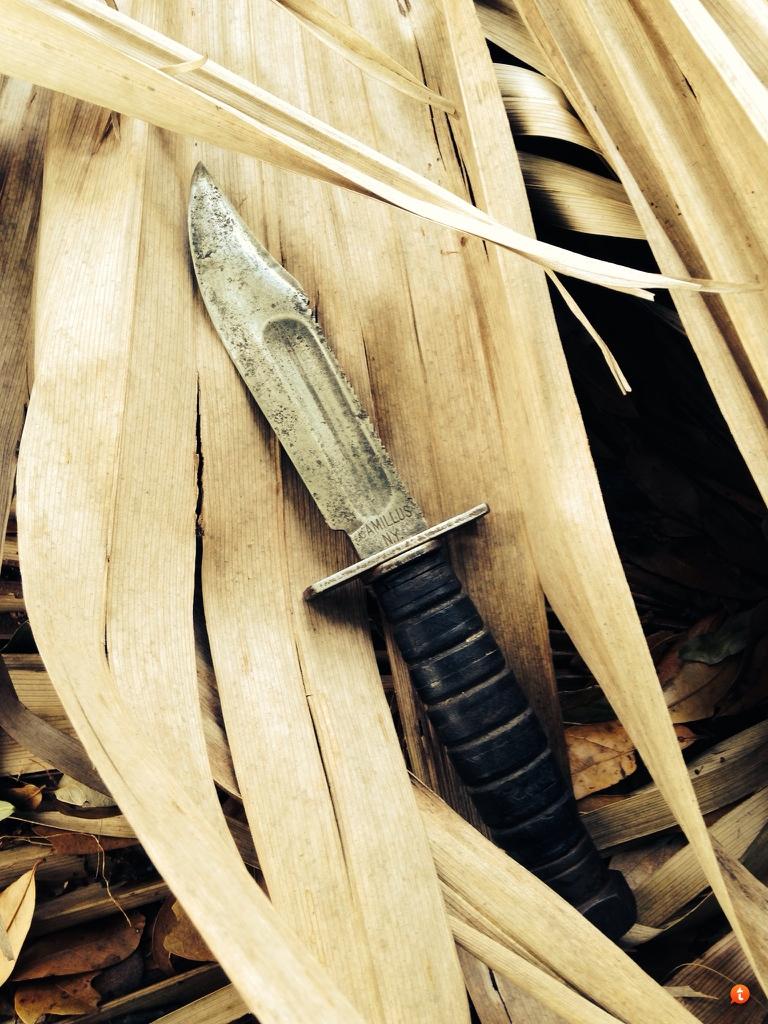 Need help identifying camillus knife | Bushcraft USA Forums