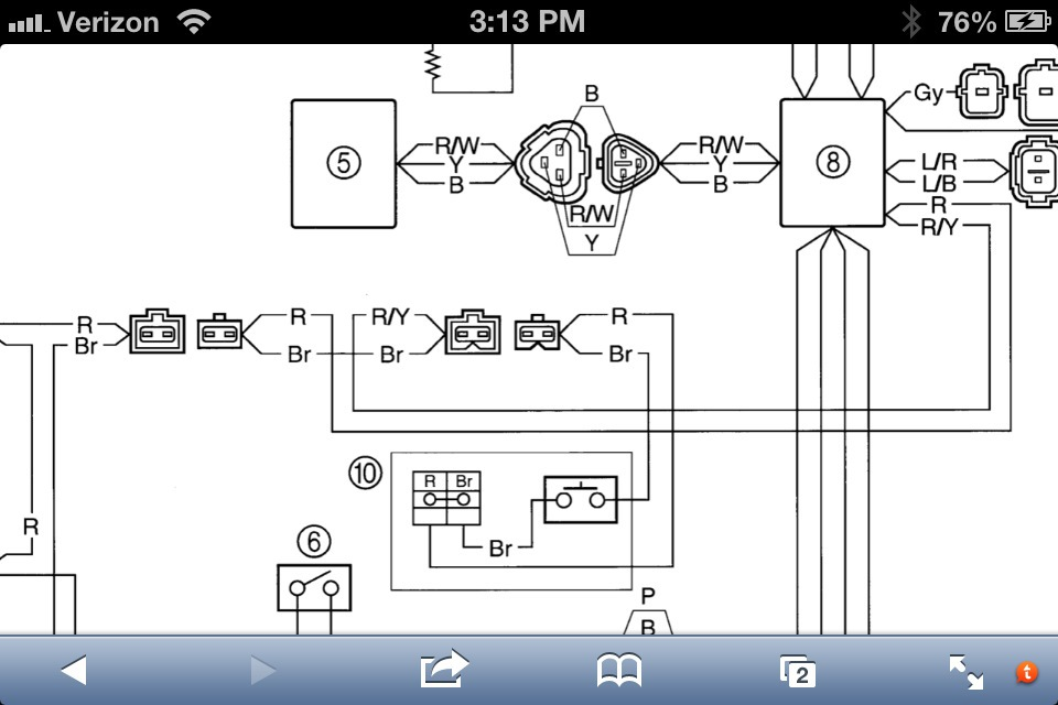 need a 95 kawi sts wiring diagram  pwctoday