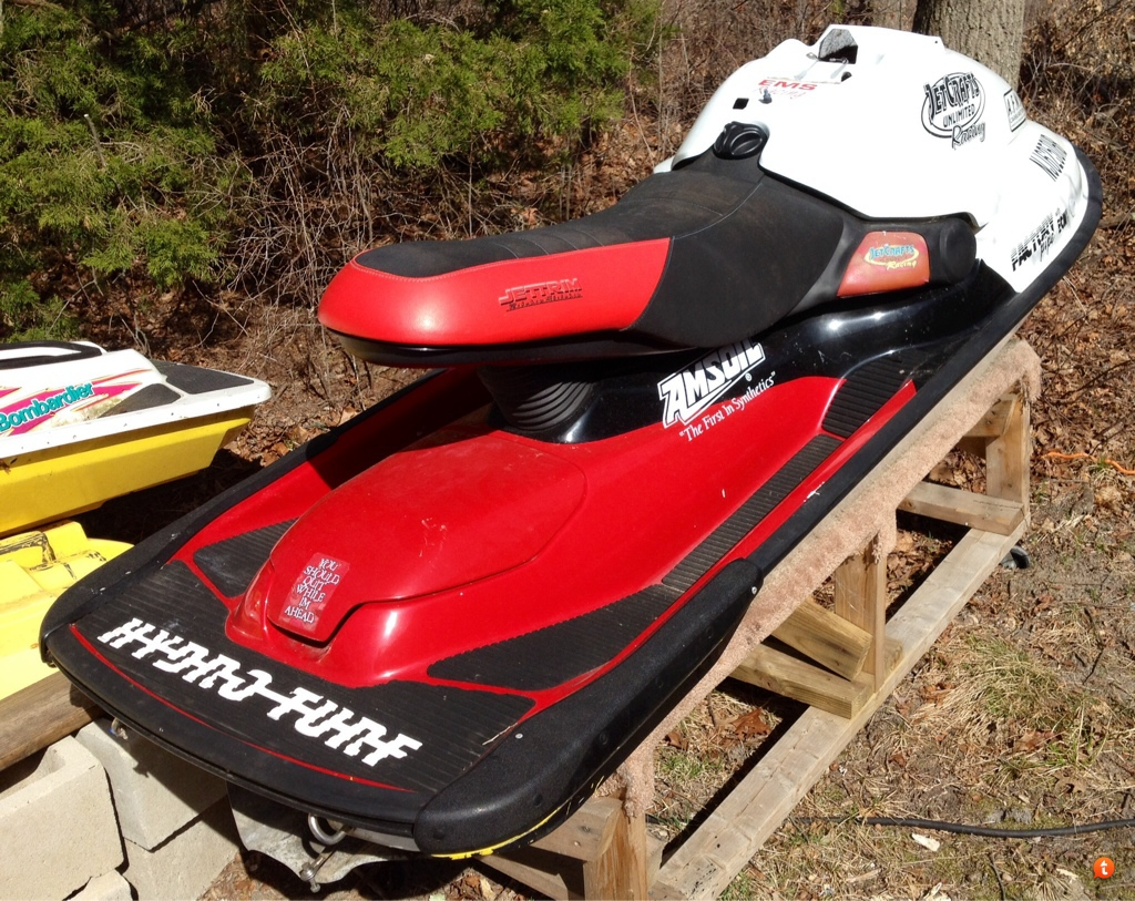 1996 SeaDoo HX Part Out