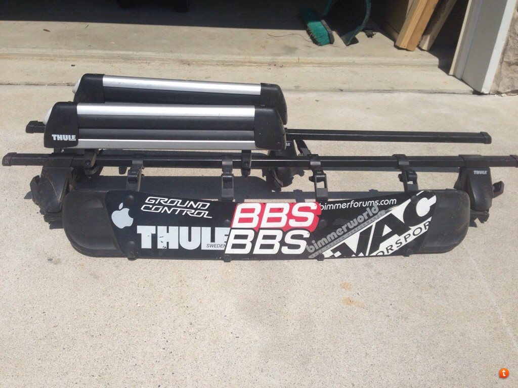 My Brother Just Gave Me A Thule Roof Rack That He Had On His E36 M3 I Just  Wanted To Know What I Need To Get To Make It Work On My 2000 Jetta.
