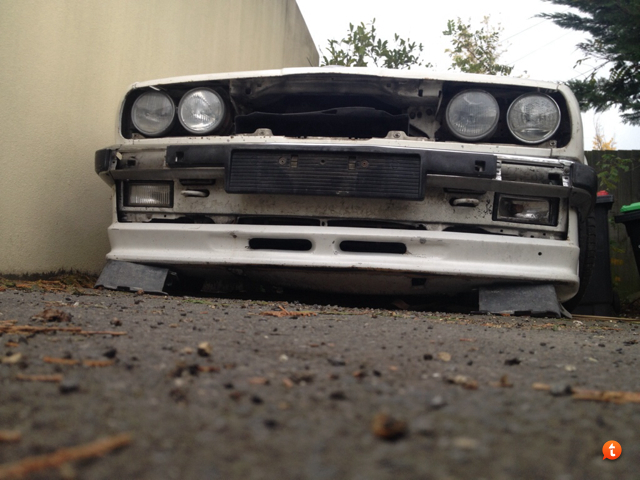 E30 PFL Coupe body kit - For Sale - bimmersport co nz