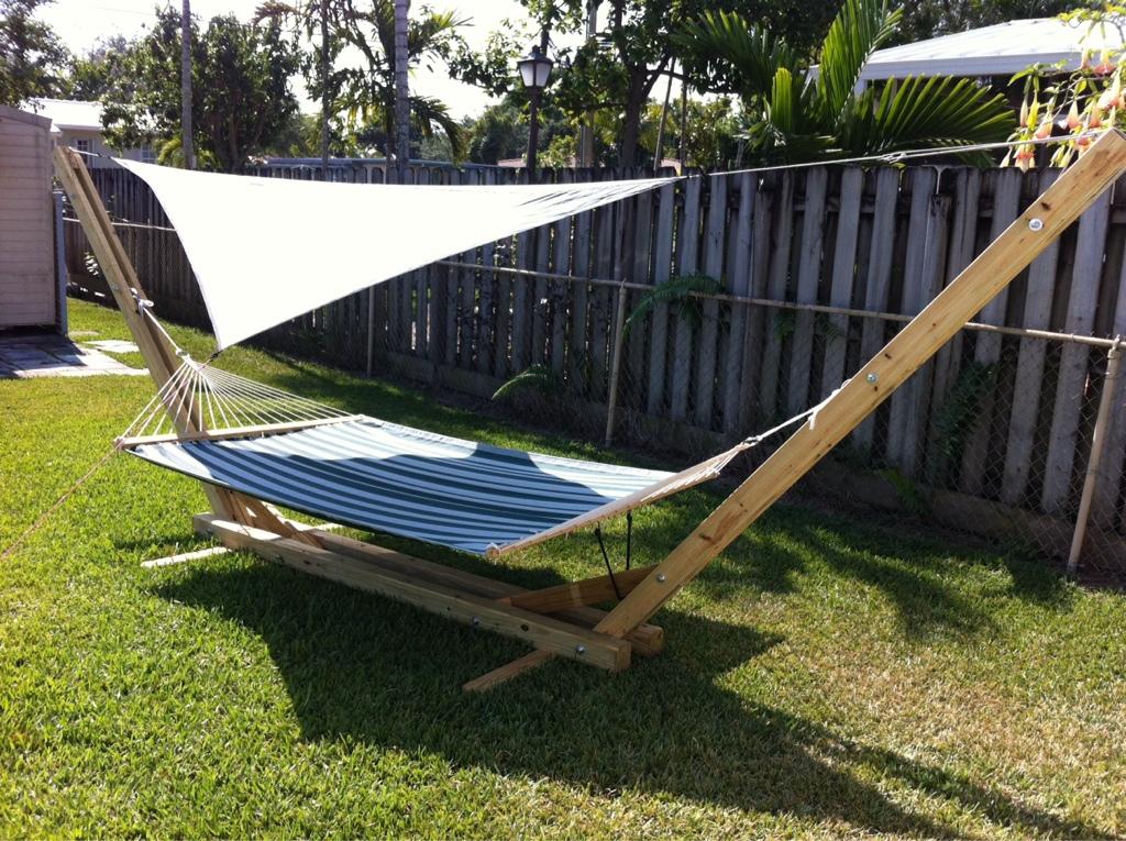 backyard hammock stand  rh   hammockforums