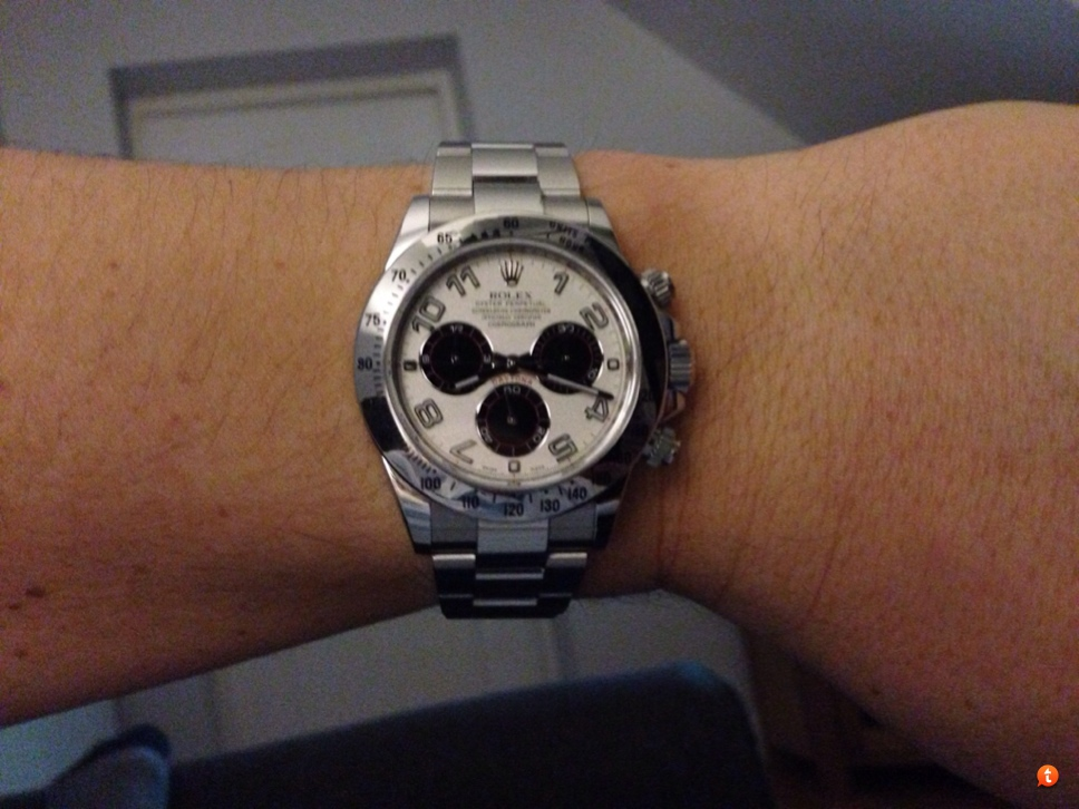 Too Small, to Big or Just Right , Page 2 , Rolex Forums