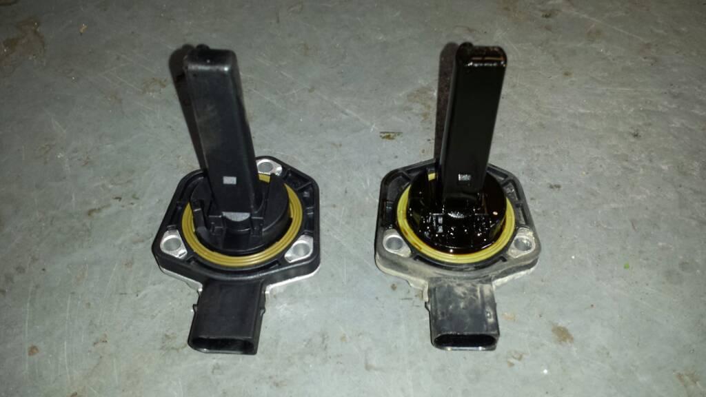 Bmw e90 oil level sensor replacement