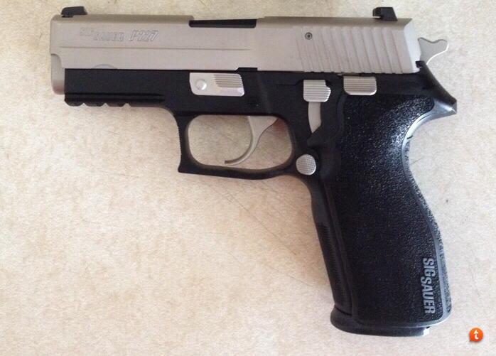 SIG Sauer P227 Review - Handguns