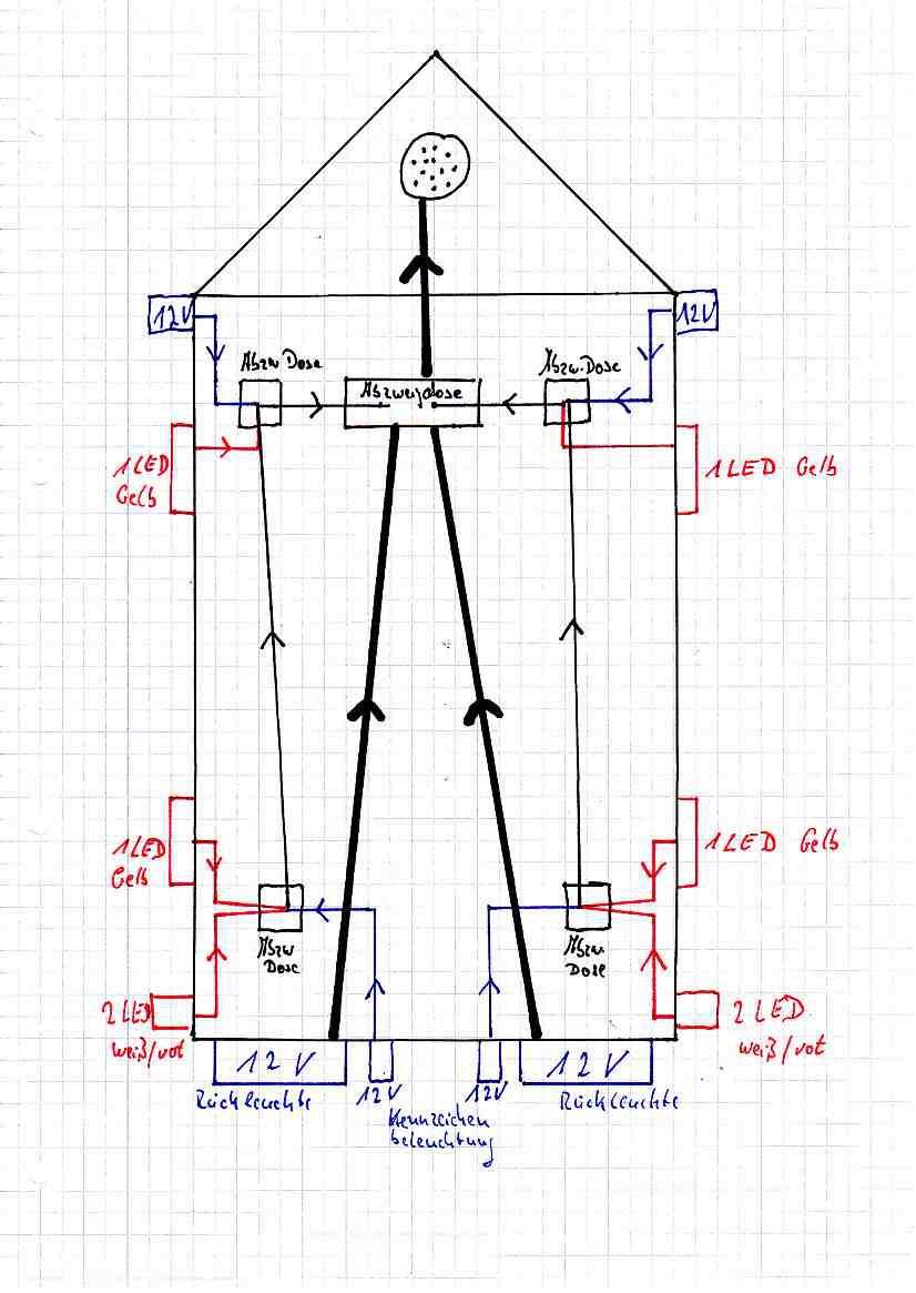 Anhänger Beleuchtung Funktioniert Nicht | F25 Anhangersteckdose Am Auto Wird Abgeschaltet