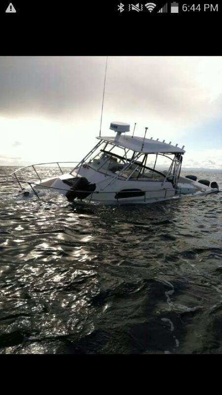 Was this a members boat? What Happened?   Grady White Boat