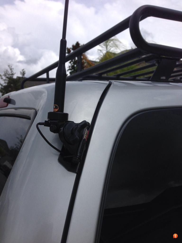 Show me your Ham Radio Mountings! - Toyota 4Runner Forum - Largest
