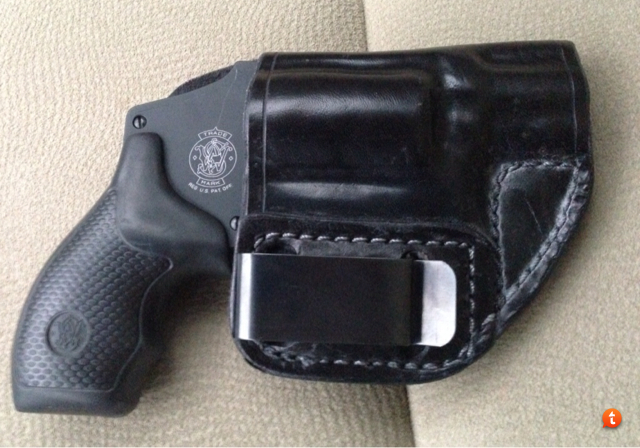 recommendations for IWB holster for J- frame - Page 2