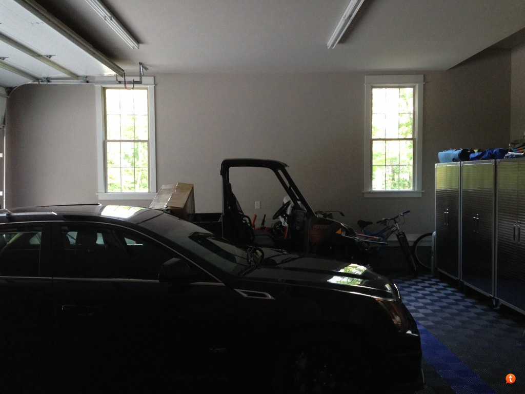 Advice on how to organize my garage wall   the garage journal board