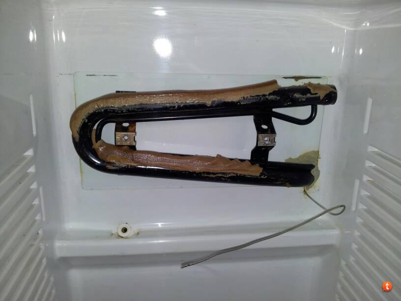 Elektrolux Kühlschrank stinkt nach Knetmasse - Wohnmobil- und ...