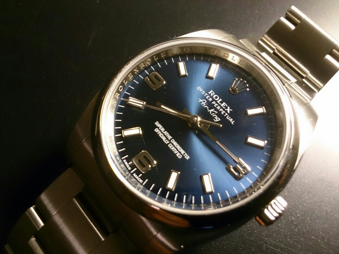 Re  Anyone got a 36mm Oyster Perpetual (116000)  e10b28bf9f35