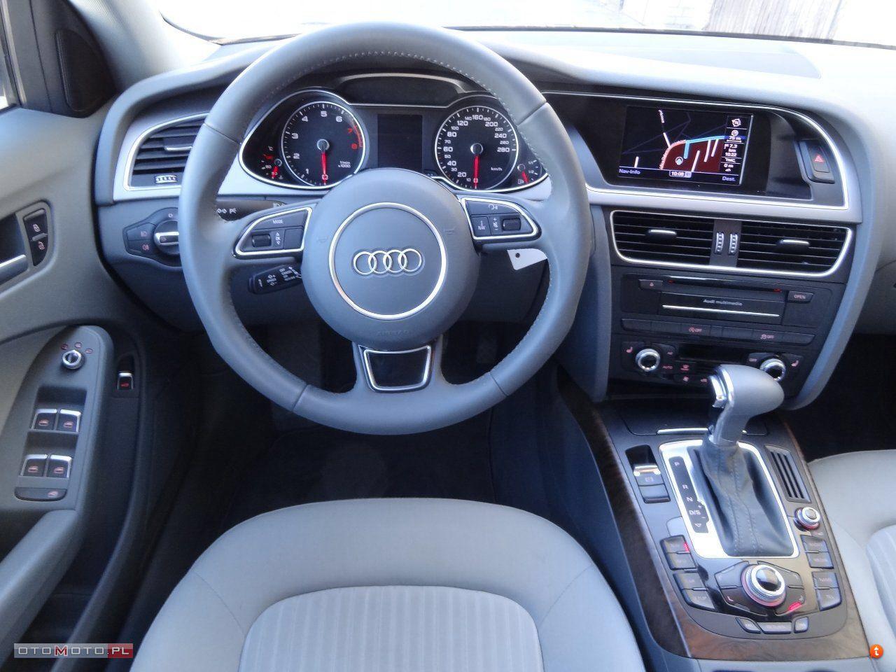 Jak Rozpoznać Jaką Mamy Nawigacje Mmi Audi A4 B8 Audi A4 Klub