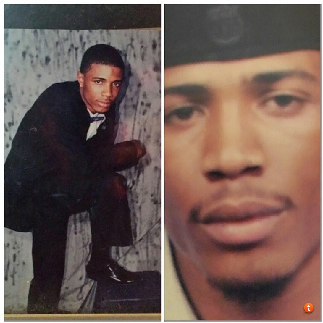 August Alsina Brother Picture Here's pics of mel. (r.i.p)