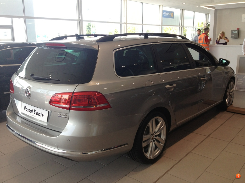 Steve steve 2014 passat estate executive style 2 0 tdi bluemotion