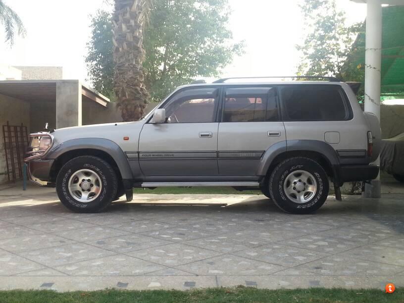 Toyota land cruiser 1997 vx limited. - zy8y9ugy