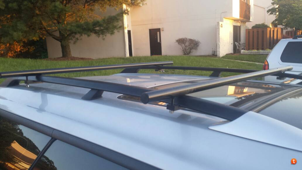 Diy roof rack cross bars page 2 solutioingenieria Images