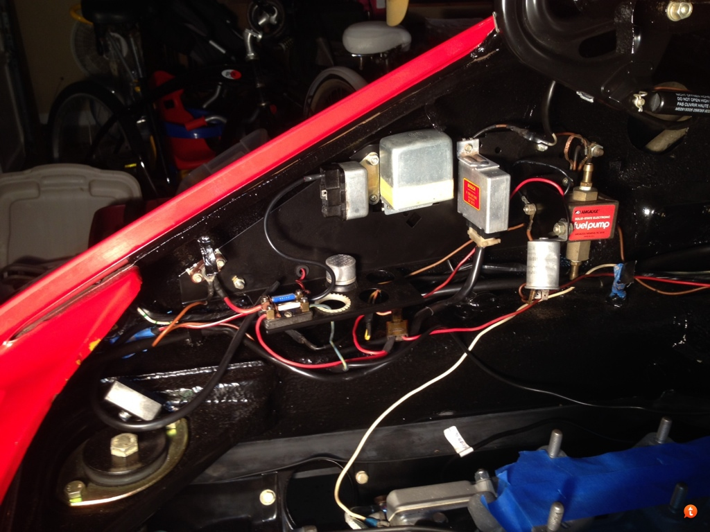 1969 911T Engine Compartment Wiring Questions - Pelican Parts Forums