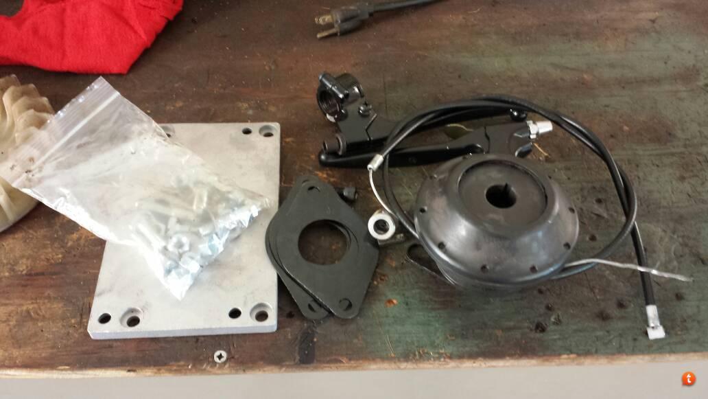 Dbr Manual Clutch Used