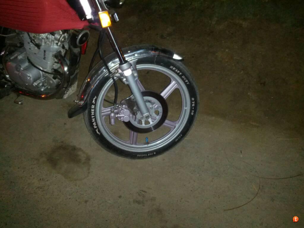 My GS150 - any4yry9