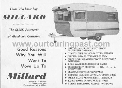 Millard Caravans Owners Discussion Group Caravaners Forum Since 2000