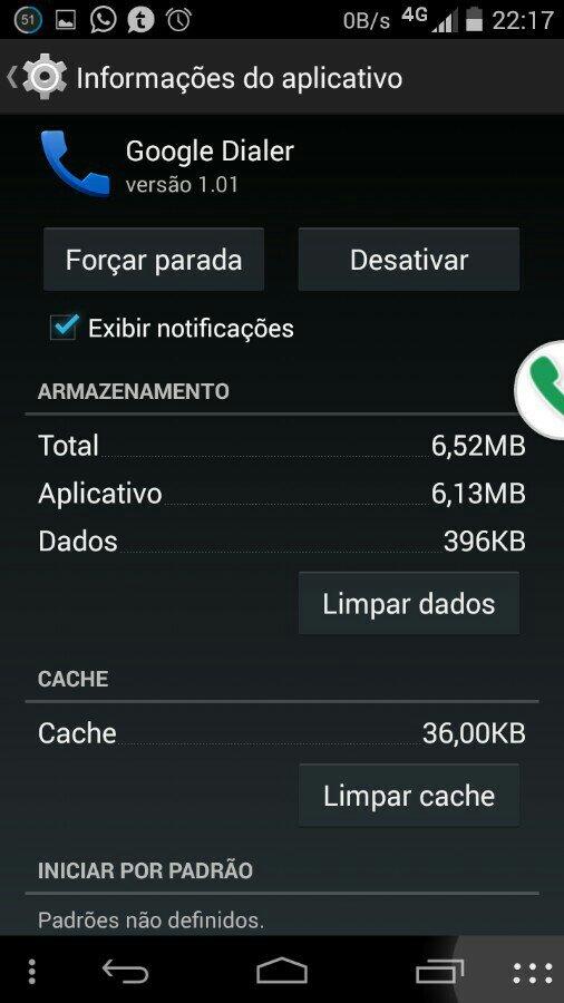 APP][TUT] Google Dialer - Aplicações - androidPT