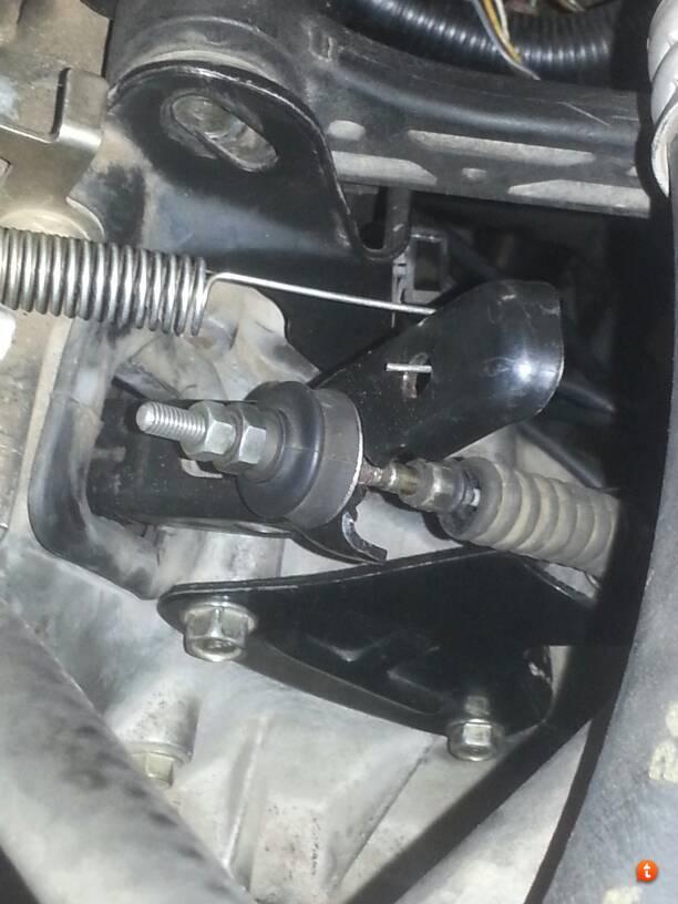 Clutch pedal sticking - Subaru Legacy Forums