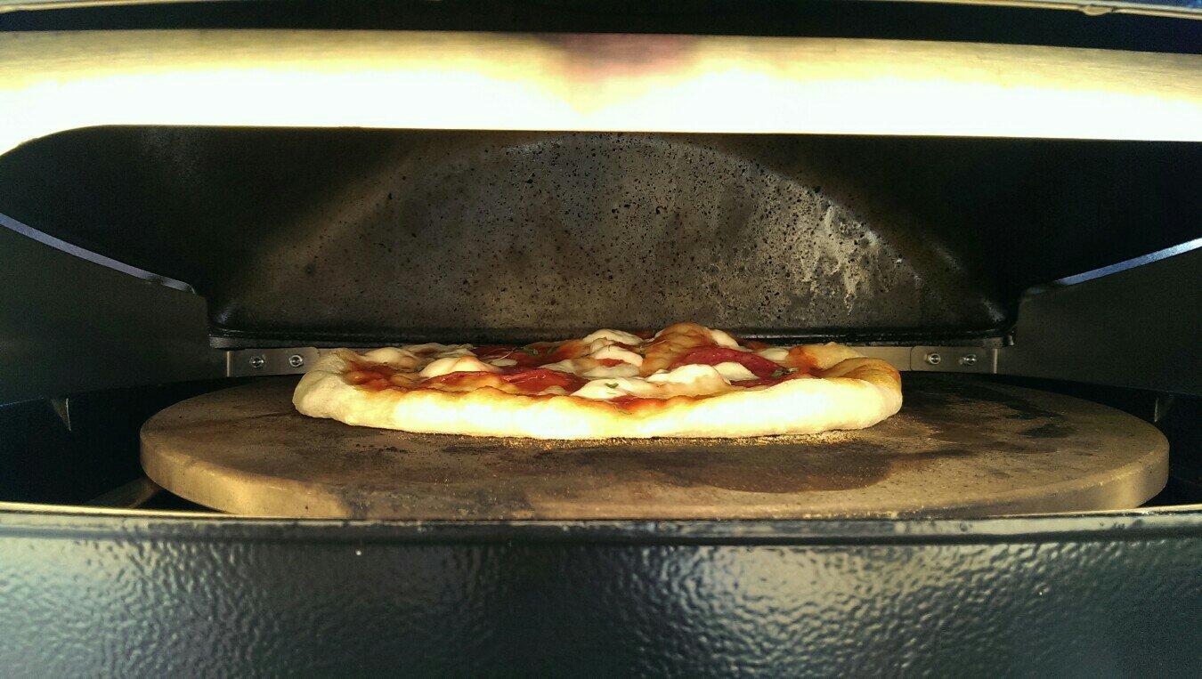 Pizza weber gasgrill temperatur