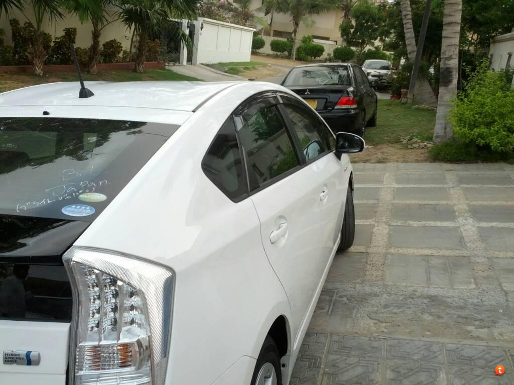 My First JDM - Prius 11- 1.8L - qe7ejage