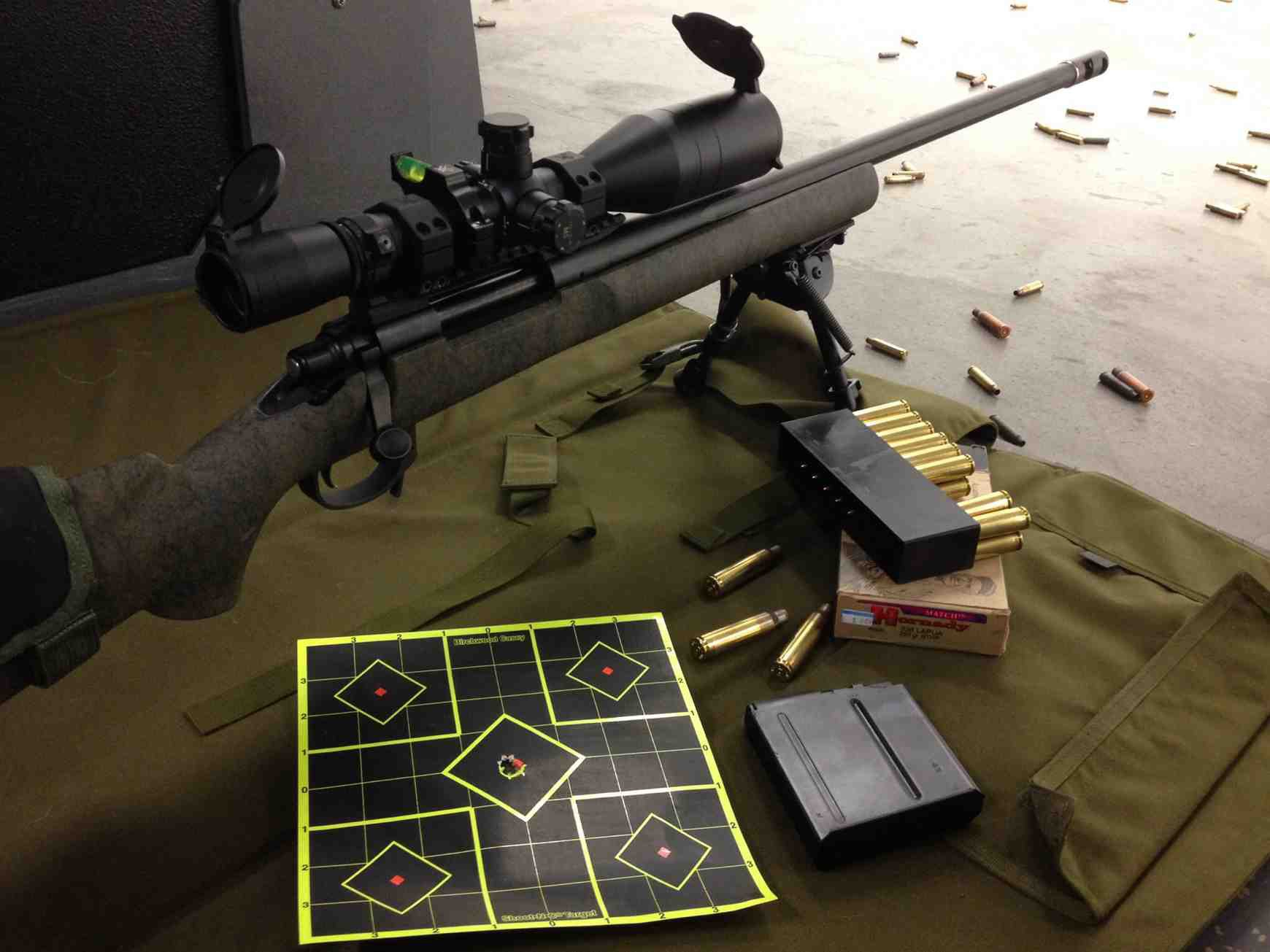 Timney Trigger in Remington 700 [Archive] - Calguns net