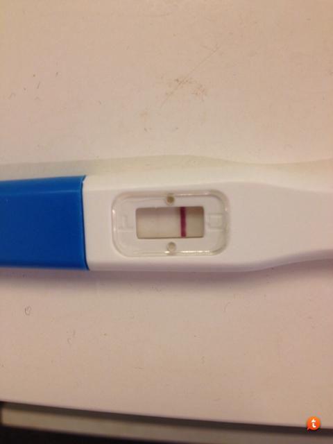 falsk negativ graviditetstest