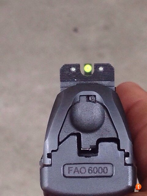 Perfect picture with HD P99/PPQ Sight