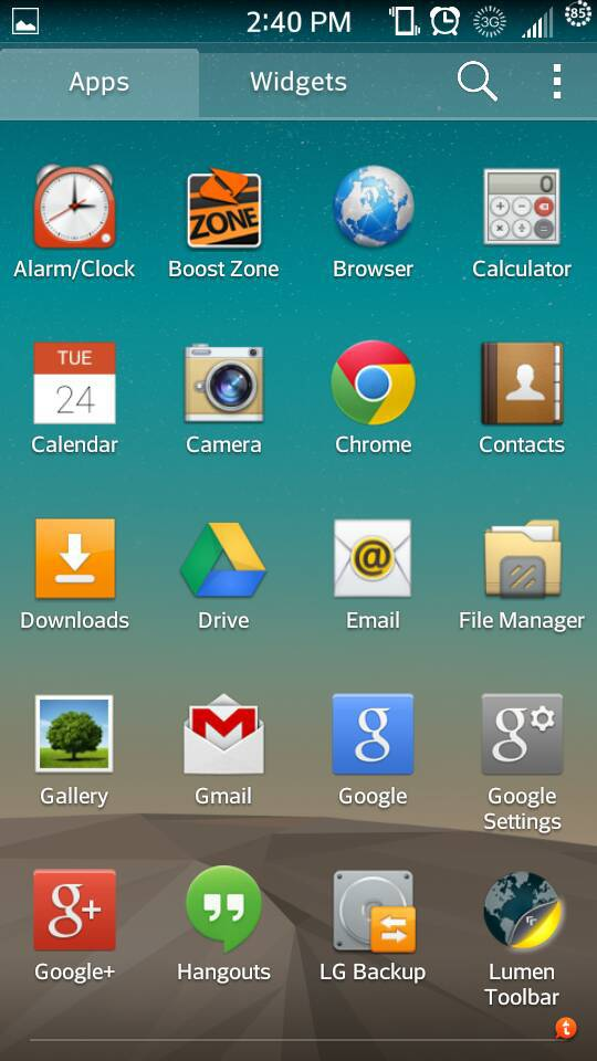 LG G3 Home Launcher - LG Volt | Android Forums